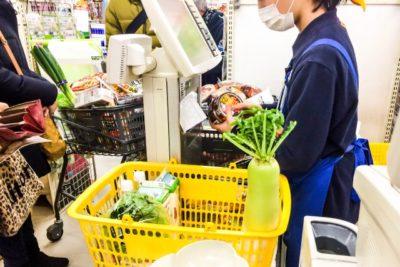 スーパーのバイトの仕事内容