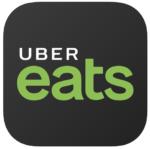 Uber Eats のお料理配達アプリ