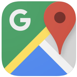 Google Mapアプリ