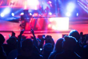コンサート会場の警備・誘導バイト