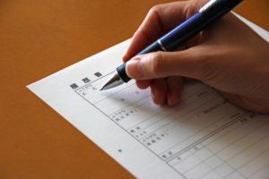 引越バイトに受かる履歴書の書き方