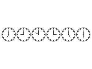 西友バイトはシフト制。勤務時間は1日何時間から?