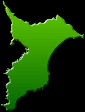 ウーバーイーツ配達員が千葉県で働けるエリア