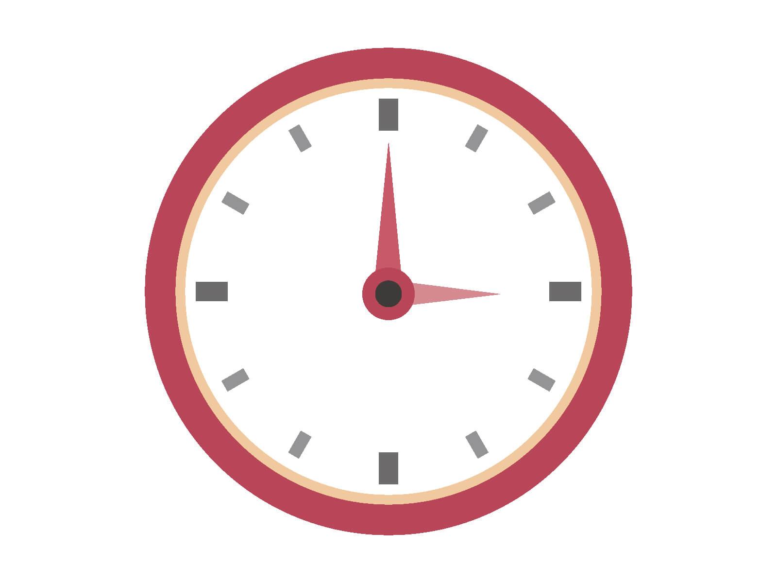 公文式バイトの出勤時間はいつ?時間の融通は利く?