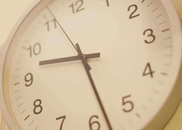 ココスのバイト勤務時間について。休みはしっかり取れる?