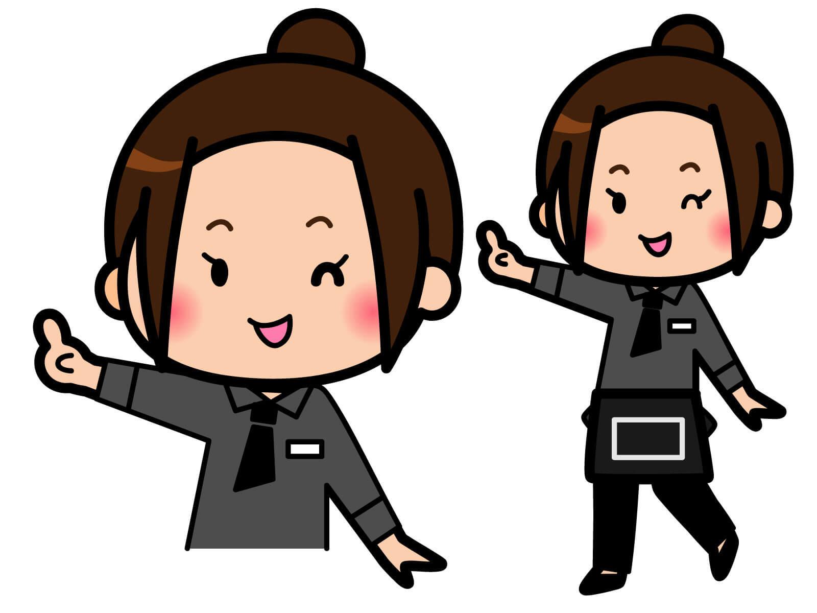 ドトールのバイト勤務時の服装・髪色等の基準