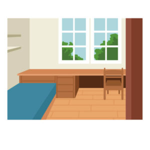 夏休みにリゾートバイトをするならチェックしておきたい「寮」について
