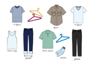 GU(ジーユー)のバイト勤務時の服装・髪色等について解説