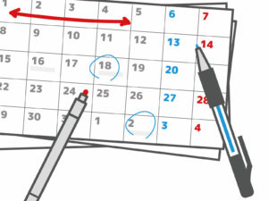 ④途中で仕事を辞退しない→対策:1週間などの短期リゾートバイトを選ぶ