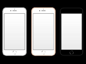 アマゾンフレックスでは配達時に使うスマートフォン(iPhone/Android)が必要!