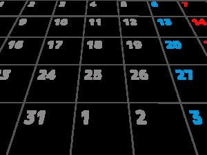 プロントのバイト勤務時間は変動シフト制。休みの融通は利く?