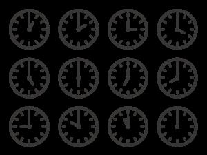 ベビーシッターのバイトは勤務時間の融通は利くの?