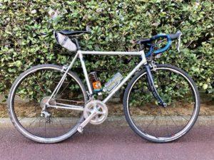 配達で使用する自転車の整備・点検