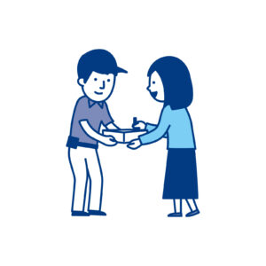 出前館の配達員は雇用形態「アルバイト/業務委託」で働き方が大きく異なる!